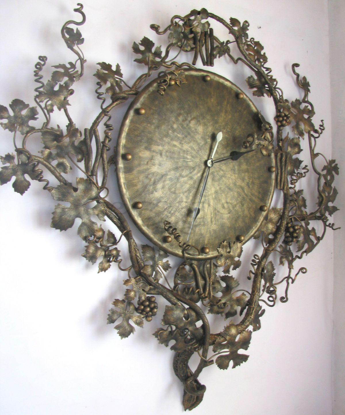 Часы из металла своими руками 173