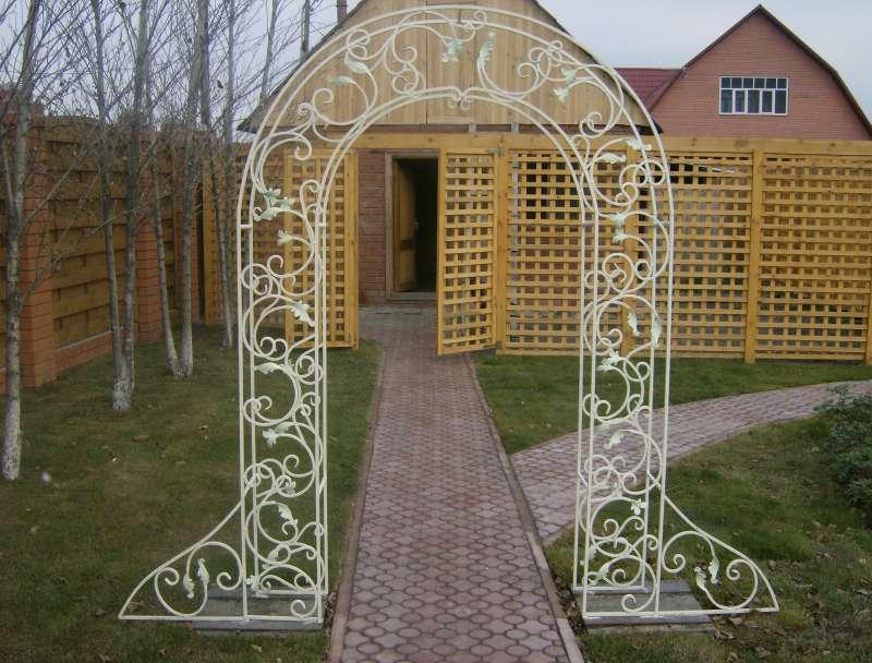 Железная арка