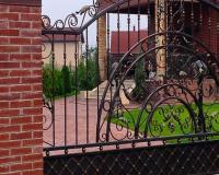 Кованые ворота Воронеж