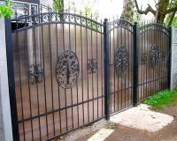 ворота на заказ