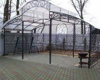 Кованые беседки, ковка Воронеж, Москва