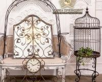 Кованая мебель для питомцев