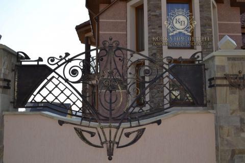 Кованые ворота заборы ограды