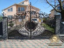 Кованые ворота и калитки Воронеж
